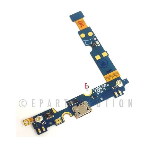Epartsolution-Lg Optimus F6 D500 Charger Charging Port Flex Cable Dock Connector Usb Port Repair Part Usa Seller front-577394