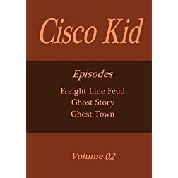 Cisco Kid - Volume 02