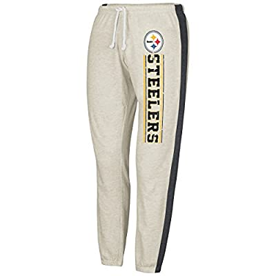 Pittsburgh Steelers Majestic Women's Strong Play Fleece Sweatpant