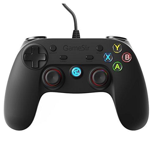 GameSir G3w有線コントローラー PS3 Windows PC Androidスマホタブレット対応