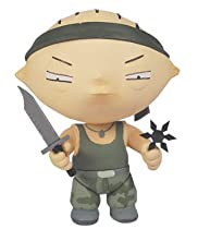 Family Guy Series 7: Commando Stewie Action Figure