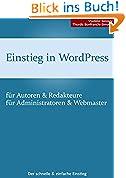 Einstieg in WordPress 4.2: Installieren und Konfigurieren