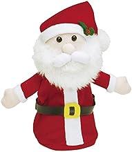 フローレックス(FLOREX) クリスマスグッズ デコレーション 電動キューティサンタ 幅20×奥行11×高さ22cm SF-022