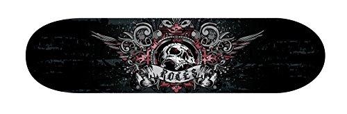 Roces Skull 2200 Skateboards, Nero