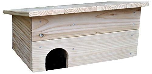 gr nergarten igelhaus ke pzdw 9hhf natur 50 x 30 x 28 cm ggihk. Black Bedroom Furniture Sets. Home Design Ideas