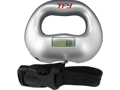TFY Digital Luggage Scale 121 lb. Max Capacity