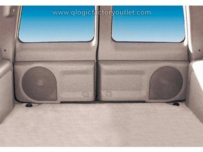 Q-Logic Q-Customs Ql-C1Syt110P - Subwoofer Enclosure - Light Gray
