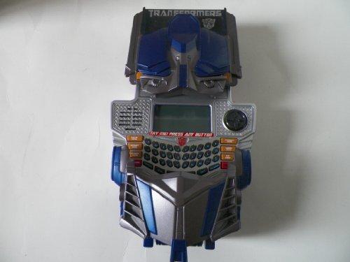 Transformers Optimus Prime Handheld Computer/Game System (2007 Hasbro) - 1