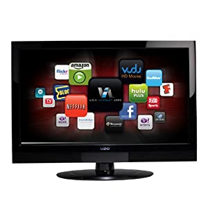 VIZIO M420SV 42 Inch Class Edge Lit Razor LED LCD HDTV with VIZIO Internet Apps