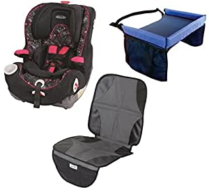 graco smart seat all in one car seat with snack tray car seat mat jemma baby. Black Bedroom Furniture Sets. Home Design Ideas
