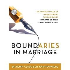 Boundaries in Marriage - John Townsend, John Townsend