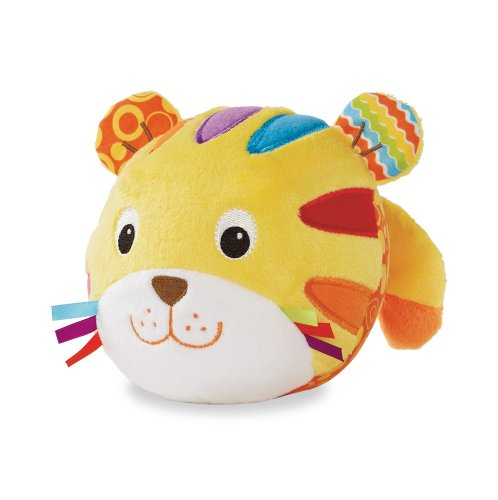Earlyears Jungle Jingle Ball Tiger (Discontinued by Manufacturer)
