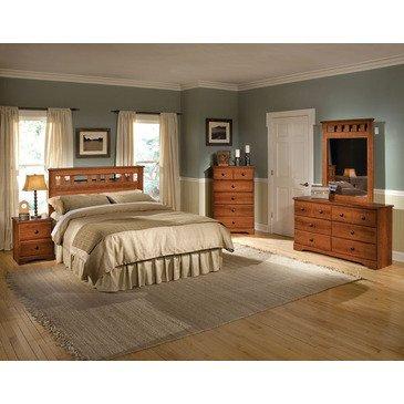 Standard Furniture Orchard Park 3 Piece Panel Headboard Bedroom Set