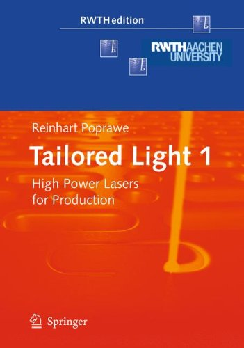 Tailored Light 1: High Power Lasers for Production