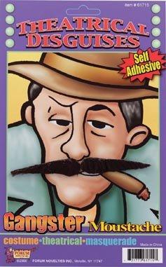 Gangster Moustache