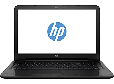 "HP 15-af100 15-af131dx 15.6"" (BrightView) Notebook - AMD A-Series A6-5200 Quad-core (4 Core) 2 GHz - Black P1A95UA#ABA"