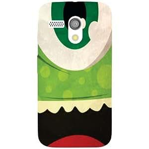 Moto G Mesmerizing Matte Finish Phone Cover - Matte Finish Phone Cover