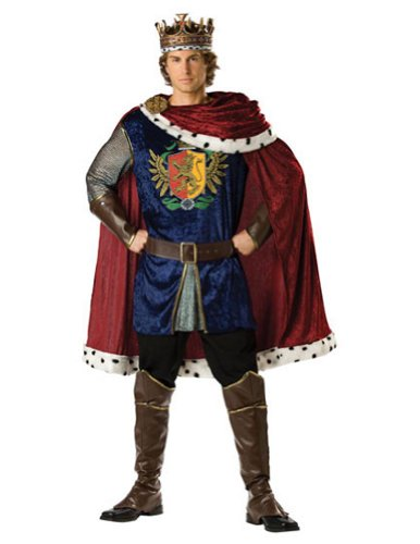 Noble King Xl Adult Mens Costume