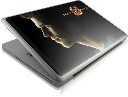 Skinit The Hunger Games -Gale Hawthorne Vinyl Laptop Skin for Apple MacBook Pro 13