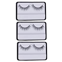 Majik Eyelashes For eye makeup (SET OF 3 PAIR)
