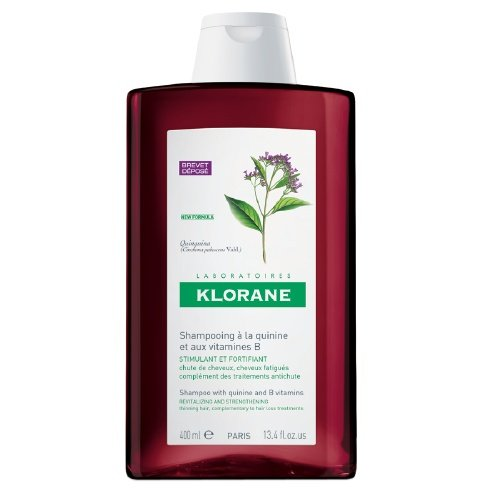Klorane Shampoo with Quinine & Vitamin B 13.4 Fl Oz (400 Ml)