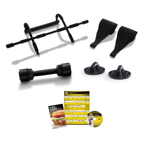 Gold's Gym 7 In 1 Home Gym Kit