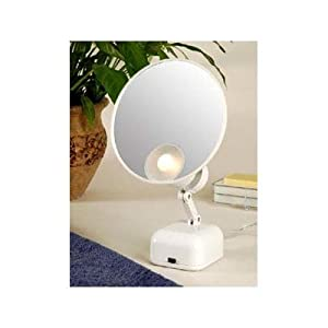 Floxite Fl-615 15x Supervision Magnifying Mirror Light