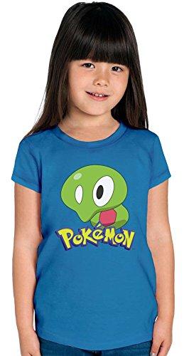 Zygarde-Core-Pokemon-Camiseta-de-las-muchachas-12-yrs