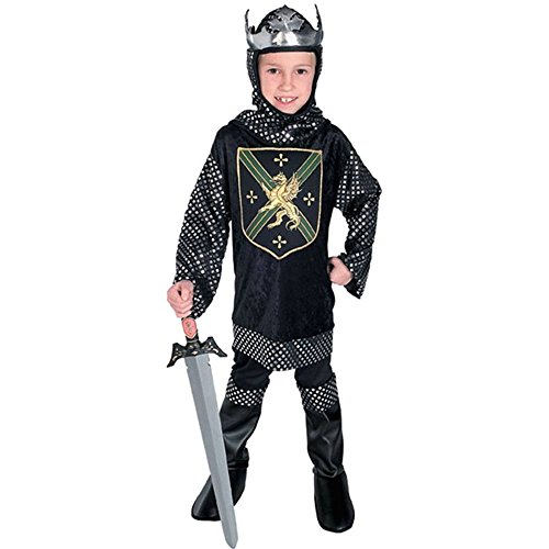 Warrior King Kids Costume