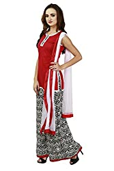 Faireno Trend Top With Palazzo Pant And Dupatta