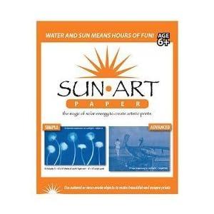 tedco 8quot  x 10quot  sun art paper