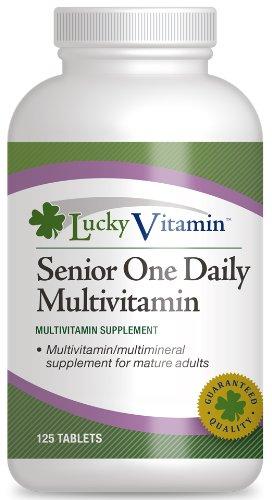 Multivitamin For Senior