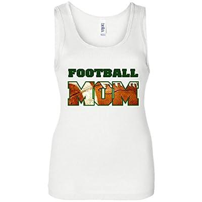 Football Mom Graphic Sports Women's Tank Top