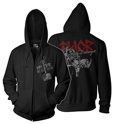 Thor-del tuono 3 - giacca con cerniera