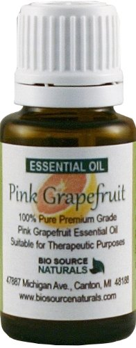 Pink Grapefruit (Citrus Paradisi) Pure Essential Oil 30 Ml / 1 Oz. - Aromatherapy
