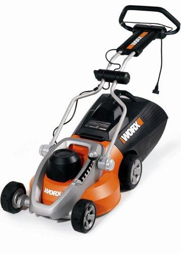 Worx WG712 13-Amp 16-Inch Electric Lawn Mower