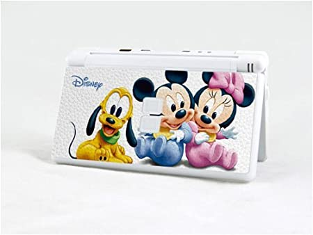 DISNEY Decorative Protector Skin Decal Cortex Sticker for Nintendo DSL