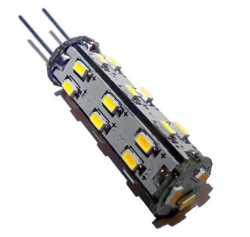 G4 27 Led 2 Watt 12V Ac Dc Tower Lamp For Boat, Marine, Rv (Cool White)