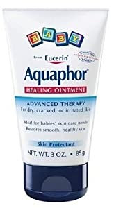 Aquaphor Baby Healing Ointment, 3 Ounces (85 g) (Pack of 6)