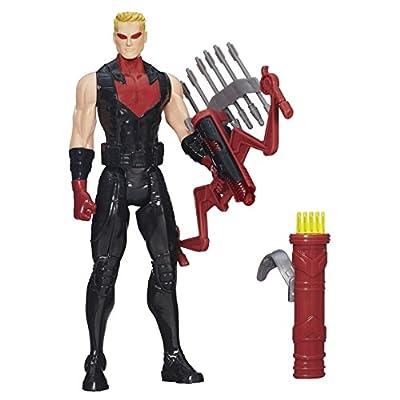 Marvel Avengers Titan Hero Series Lightning Bow Hawkeye Exclusive 12 Action Figure Titan Hero Series from Hasbro