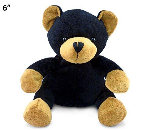"Puzzled Black Bear Puzzle, 6"" - 1"
