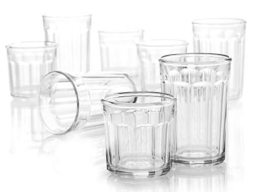 Luminarc 16−pc. Working Glass Glassware Set
