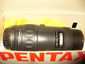Pentax SMC Fa 100mm F4.5 - 300mm F5.6 Lens
