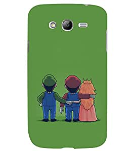 TOUCHNER (TN) Cheeters Back Case Cover for Samsung Galaxy Grand Neo Plus::Samsung Galaxy Grand Neo Plus i9060i