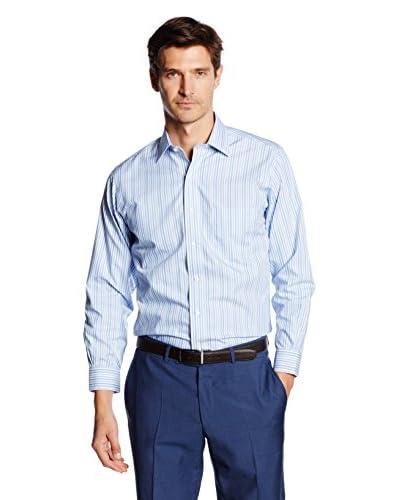 Brooks Brothers Camicia Uomo [Blu Chiaro/Bianco]