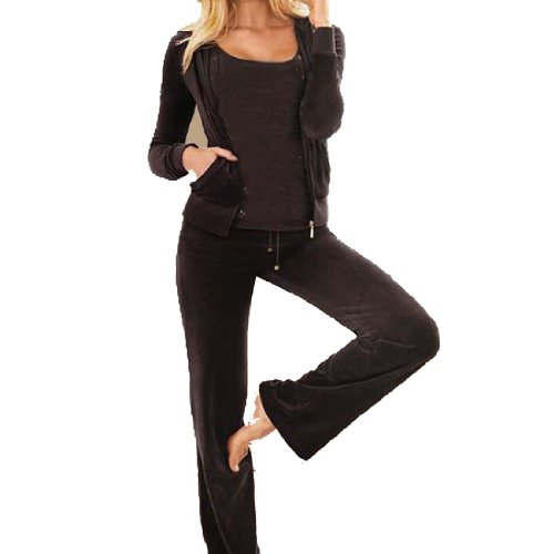 Awesome Clothing Gt Matching Sets Gt Casual Two Piece Zipper Hoodie Pants Set