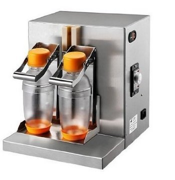 Huanyu Instrument®Double-frame Auto Bubble Tea Milk Shaker Shaking Machine (Bubble Tea Shaker Machine compare prices)