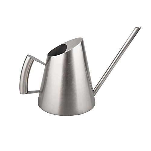 IMEEA 32Oz Brushed Solid SUS304 Stainless Steel Watering Can Modern Style Watering Pot (Water Pitcher Plants compare prices)