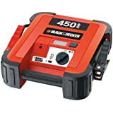 BLACK+DECKER BDJS450-QW Sofort-Starthilfe 450A, Verpolungsschutz