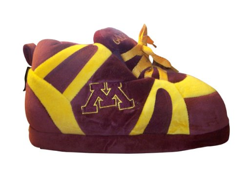 Cheap Happy Feet – Minnesota Golden Gophers – Slippers (B002ZHJ43K)